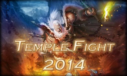 Temple fight 2014