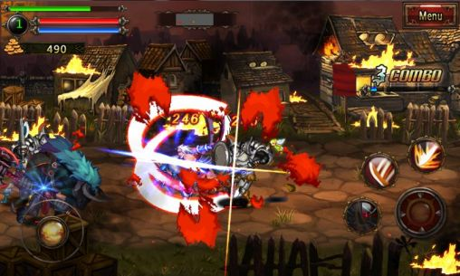 Screenshots von Temple fight 2014 für Android-Tablet, Smartphone.