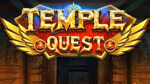 Temple quest poster