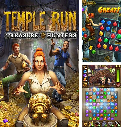 In addition to the game Temple run: Treasure hunters for Android, you can download other free Android games for Samsung Galaxy Y Pro.