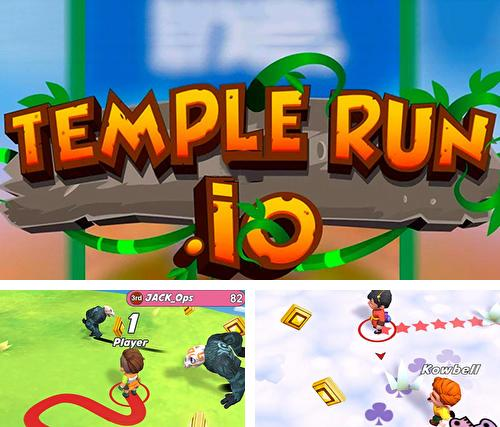 Temple run.io