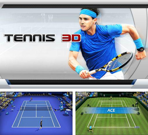 In addition to the game World Cup Table Tennis for Android phones and tablets, you can also download Tennis 3D for free.