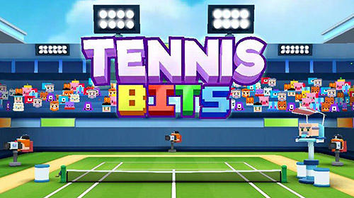 Tennis bits poster