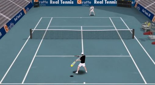 Kostenloses Android-Game Tennis Champion 3D. Vollversion der Android-apk-App Hirschjäger: Die Tennis champion 3D für Tablets und Telefone.