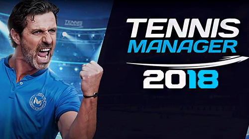 Tennis manager 2018 poster