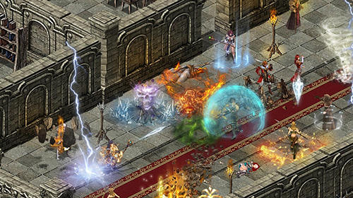 Jogue Teon: All fair hardcore ARPG para Android. Jogo Teon: All fair hardcore ARPG para download gratuito.