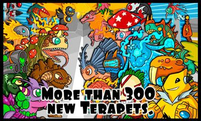 Download Terapets: The Crazy Scientist Android free game.
