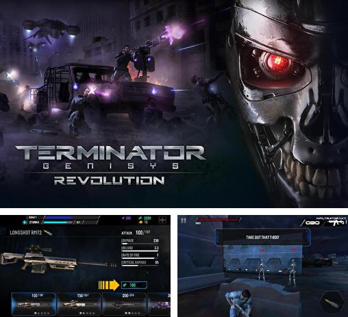 In addition to the game Terminator genisys: Revolution for Android, you can download other free Android games for Nomi i552.