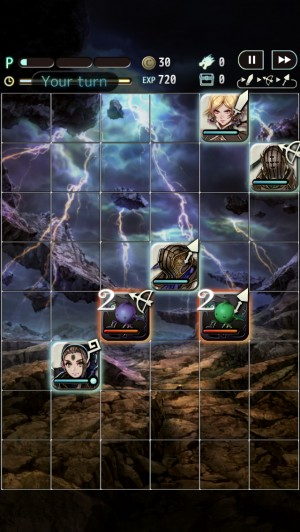 Screenshots von Terra battle für Android-Tablet, Smartphone.