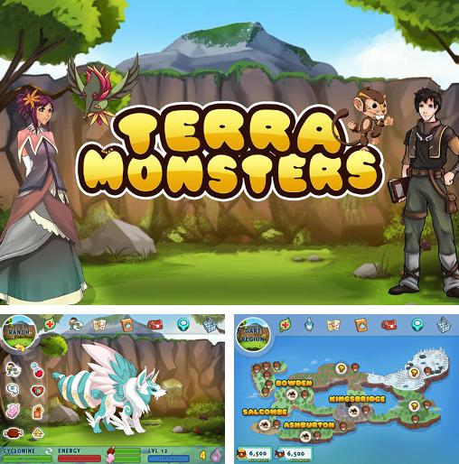 In addition to the game Terapets: The Crazy Scientist for Android phones and tablets, you can also download Terra monsters for free.