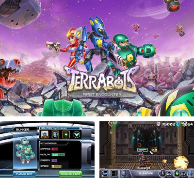 In addition to the game Mana Rush for Android phones and tablets, you can also download Terrabots First Encounter for free.