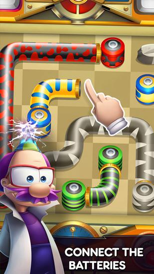 Download Tesla tubes Android free game.