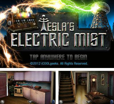 In addition to the game Tomb Runner: The Crystal Caves for Android phones and tablets, you can also download Tesla's Electric Mist for free.