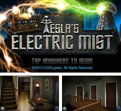 In addition to the game The great zoo escape for Android phones and tablets, you can also download Tesla's Electric Mist - 3 for free.