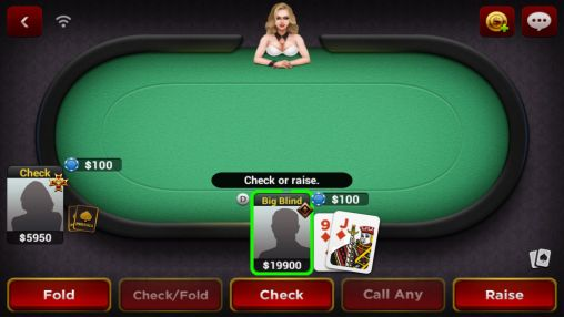 Texas holdem: Live poker screenshot 1