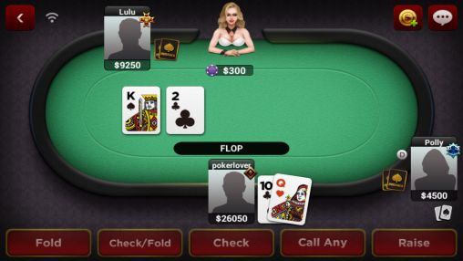 Texas holdem: Live poker screenshot 3