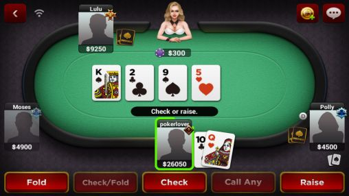 Texas holdem: Live poker screenshot 4