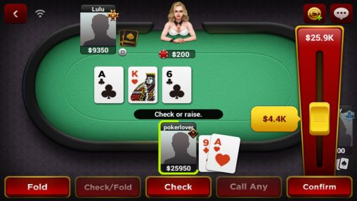 Texas holdem: Live poker screenshot 5