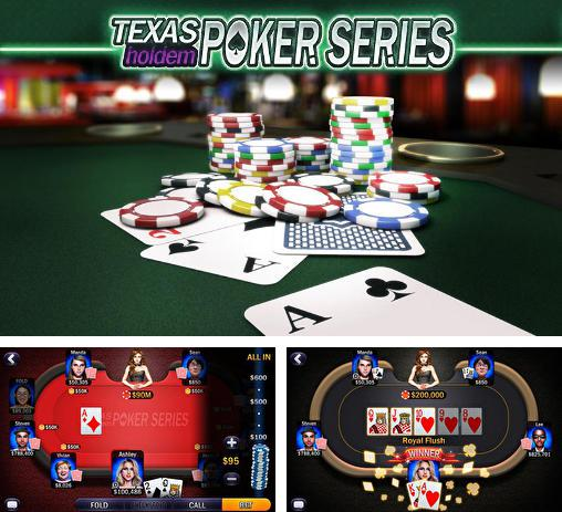 Texas holdem: Poker series