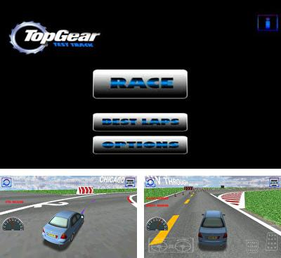 In addition to the game Five Towers for Android phones and tablets, you can also download TGear  Test track for free.