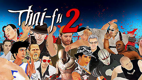 Thai-fu 2: Fighting game poster