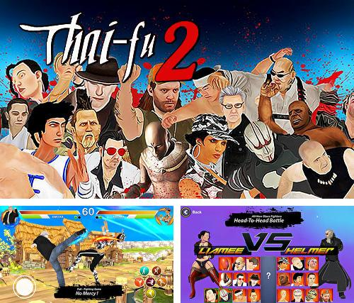 Thai-fu 2: Fighting game