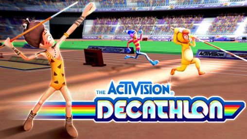 The Activision Decathlon poster