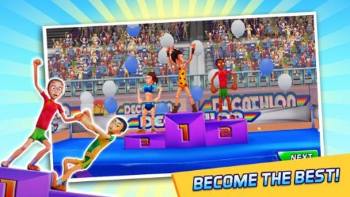 The Activision Decathlon screenshot 4