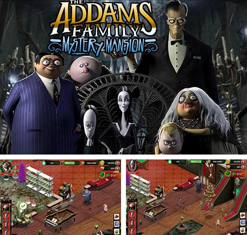 The Addams family: Mystery mansion