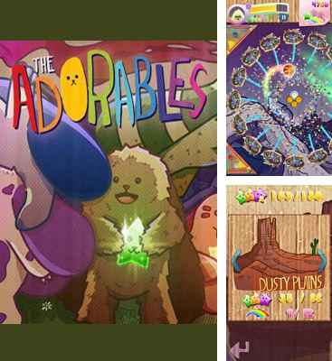 In addition to the game Superpill for Android phones and tablets, you can also download The Adorables for free.