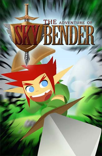 The adventure of Skybender poster