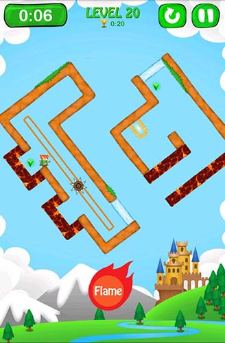 The adventure of Skybender screenshot 2