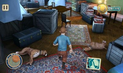 Jogue The Adventures of Tintin para Android. Jogo The Adventures of Tintin para download gratuito.