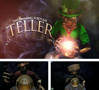 In addition to the game Jet Raiders for Android phones and tablets, you can also download The Amazing Fortune Teller 3D for free.