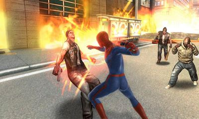 The Amazing Spider-Man für Android spielen. Spiel The Amazing Spider-Man kostenloser Download.