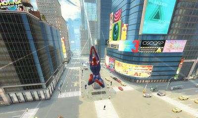 The Amazing Spider-Man screenshot 5