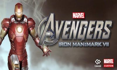 The Avengers. Iron Man: Mark 7