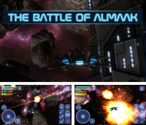 In addition to the game Squadrons for Android phones and tablets, you can also download The battle of Almaak for free.