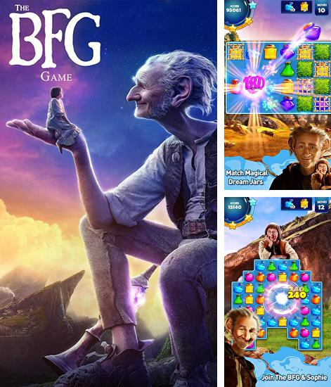 In addition to the game Farm heroes: Super saga for Android phones and tablets, you can also download The BFG game for free.