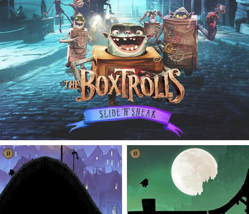 The boxtrolls: Slide and sneak