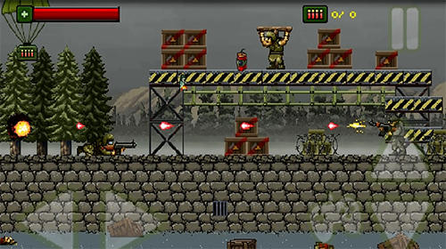 The brutal commando screenshot 2