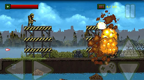 The brutal commando screenshot 3