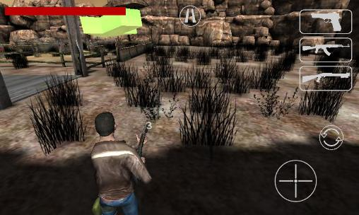 Screenshots do The cannibals project - Perigoso para tablet e celular Android.