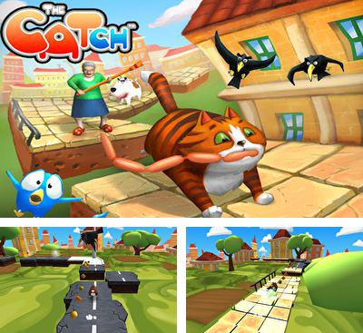 In addition to the game Cat vs Dog free for Android phones and tablets, you can also download The CATch! for free.