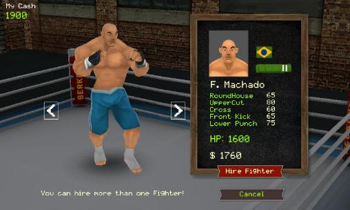 The champions of thai boxing league screenshot 1