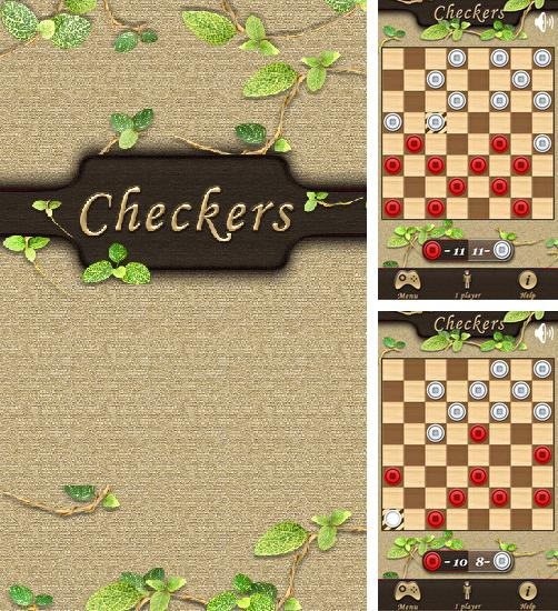 In addition to the game 3D dominoes for Android phones and tablets, you can also download The Checkers for free.