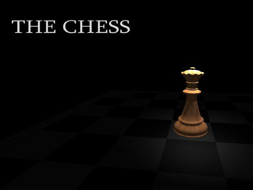 The chess poster