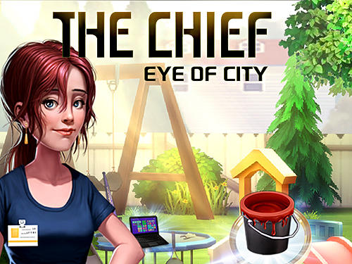 The chief: Eye of city poster