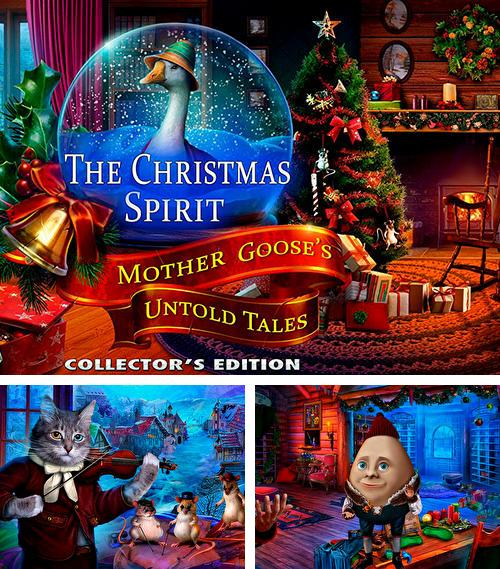 The Christmas spirit: Mother Goose's untold tales. Collector's edition