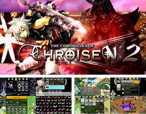 In addition to the game RPG Symphony of the Origin for Android phones and tablets, you can also download The chronicles of Chroisen 2 for free.